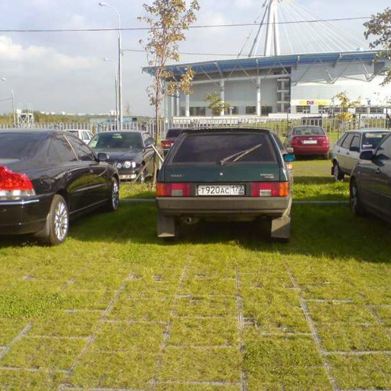 ERFOLG Green Parking